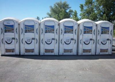 Cabines WC autonomes