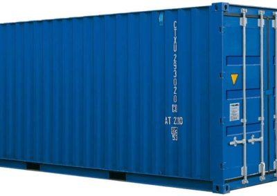 Container de stockage 35m3