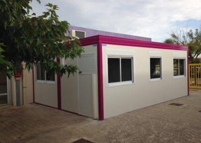 Salle d'activité maternelles
